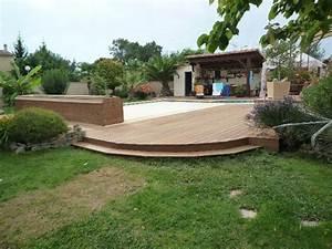 Prix Terrasse Bois : prix de terrasses en bois exotique dans le 34 ~ Edinachiropracticcenter.com Idées de Décoration