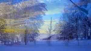 Winter Landscape Snow Scenes in Scotland- It's Christmas ...
