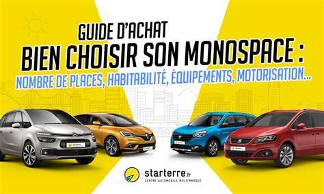 comment bien lustrer sa voiture monospace bien choisir sa voiture familiale le guide de l automobiliste