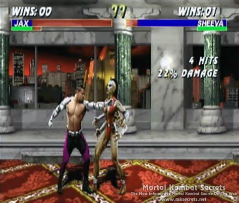 mortal kombat  arcade beta unseen