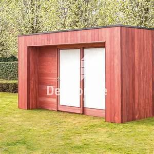 Chalet De Jardin Contemporain : abris de jardin delefortrie paysages ~ Premium-room.com Idées de Décoration