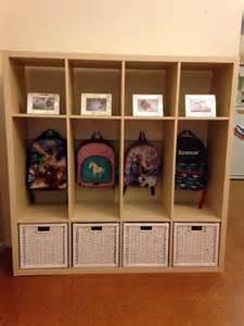 kids lockers ikea 24 reader school bag nooks the organised