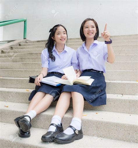 photos showing asian teen schoolgirls free asian