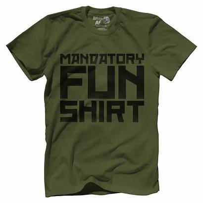 Mandatory Fun Okayest Airman Brains Soldier