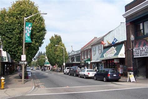 Beautiful Downtown Mount Vernon, Washington | Mount Vernon ...