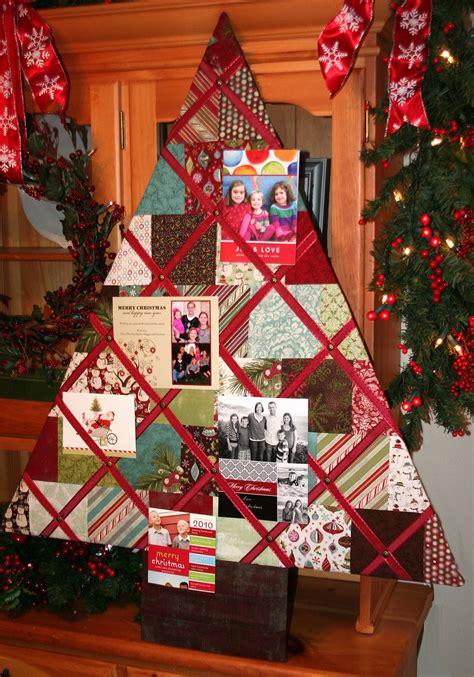 christmas tree card holder 171 moda bake shop