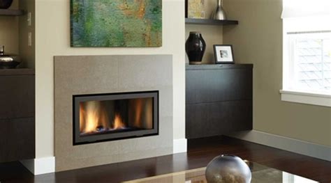 regency hze small contemporary gas fireplace direct vent