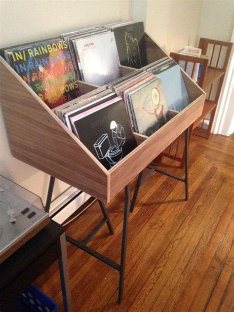 vinyl record furniture images  pinterest