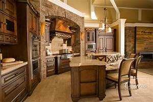 Old World Kitchen - Rustic - Kitchen - toronto - by