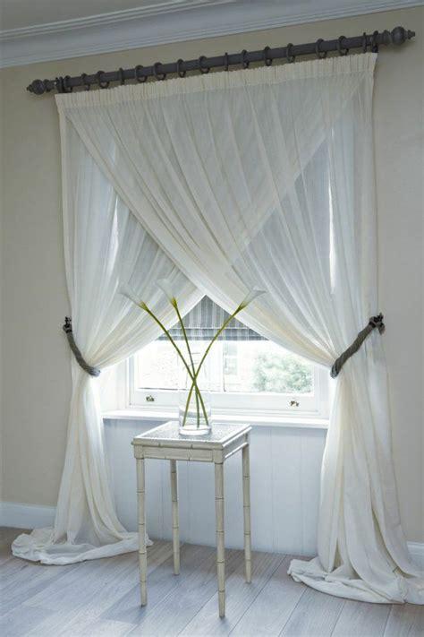 le rideau voilage dans   rideaux pinterest