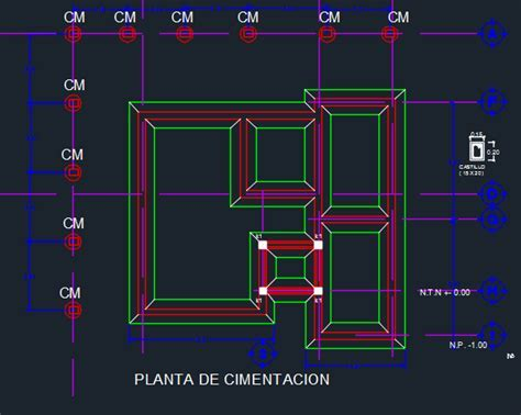 Cabin Elevation 2D DWG Design Plan for AutoCAD ? Designs CAD