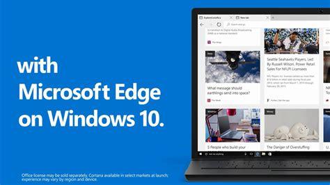 10 reasons to upgrade to windows 10 microsoft edge