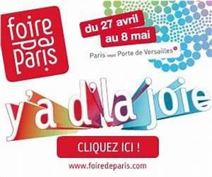 Place Gratuite Foire De Paris : foire de paris 2012 gagner vos places gratuites ~ Melissatoandfro.com Idées de Décoration