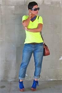 Blue Lulus Shoes Navy Tar Jeans Brown Coach Bags