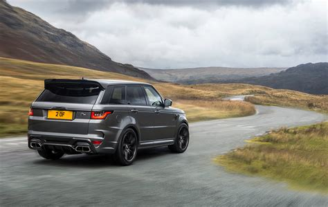 overfinch  ultimate expression   range rover icon