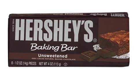 hersheys unsweetened chocolate baking bar hy vee aisles
