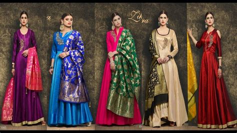 Latest Indian Heavy Wedding Dress Collections 2017