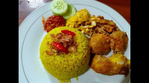 Share tweet save share +1. RESEP NASI KUNING KOMPLIT|| ANTI GAGAL|| Fristaa Syarif - YouTube