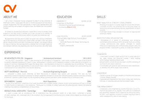 part  architecture cv curriculum vitae  tomgibbons issuu
