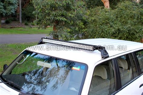 Roof Rack Light Bar Mount by 50 Road Roof Rack Light Bar How To Install A Ford