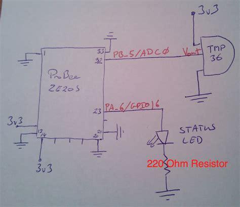 Arduino Zigbee Embedded Development Probee Based
