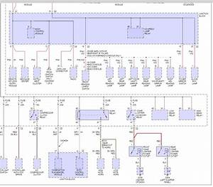 97 Plymouth Voyager Power Distribution Center Wire Diagram