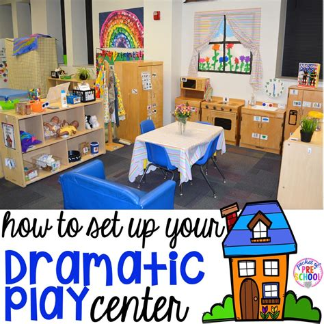 how to set up the dramatic play center in an early 867 | Slide1