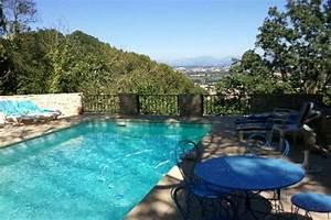 appartement dans maison au calme avec piscine et vue With residence vacances ardeche avec piscine