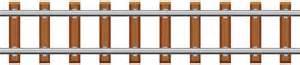 straight-train-track-D...Straight Train Track