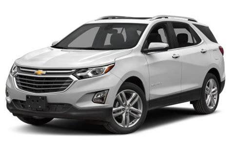 2019 Chevrolet Equinox Trim Levels & Configurations