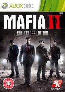 mafia ii  collectors edition xbox  zavvi