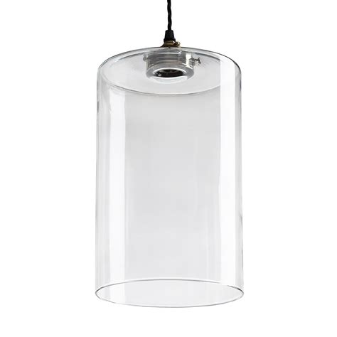 glass cylinder pendant discontinued