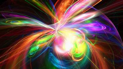 Colorful Rainbow Explosion 4k Background Paint Ultra
