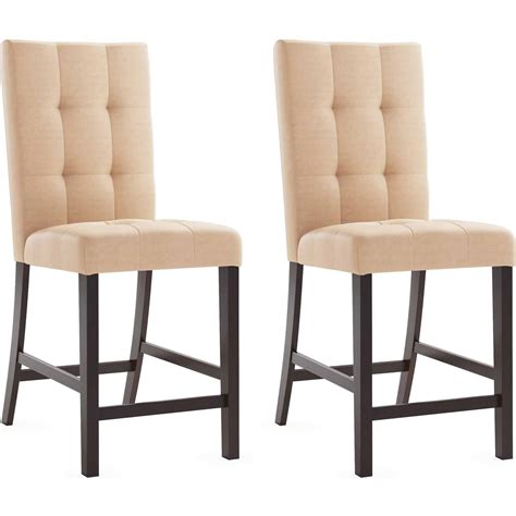 better homes and gardens parsons tufted dining chair
