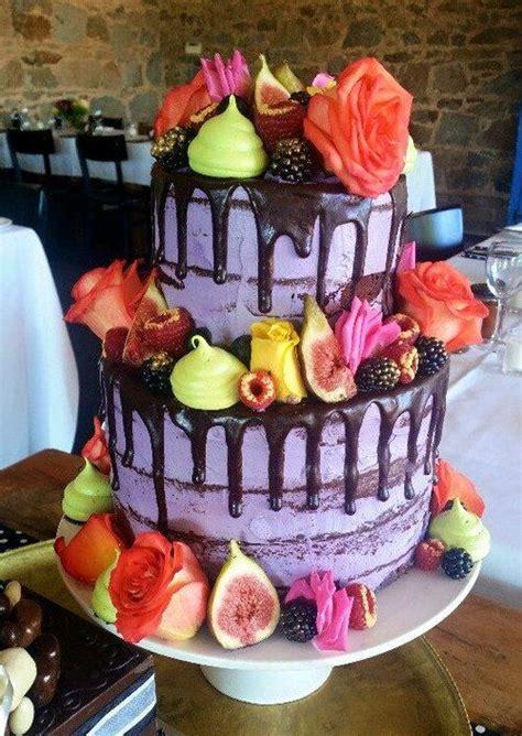 color drip wedding cakes arabia weddings