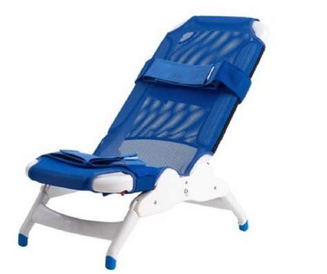 rifton medium blue wave bath chair pediatric bath chair