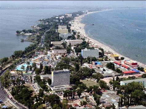 Litoralul romanesc: Mamaia - Barcolog