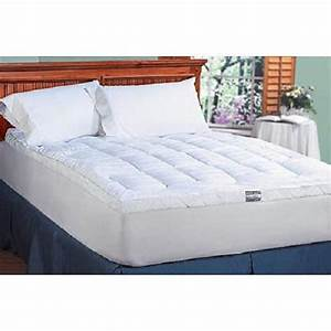 ultimate cuddle bed plus mattress pad cover topper cal With cal king pillow top mattress topper