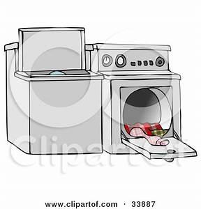 Dryer Machine Clipart - Clipart Suggest