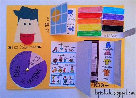 Materiales Para Cuadernos Interactivos  Buscar Con Google