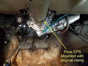 Toyota Electric Power Steering Swap