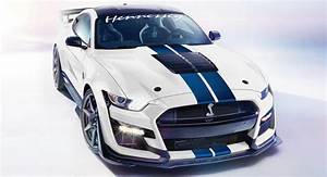 Hennessey Will Tune The 2020 Ford Mustang Shelby GT500 Up To 1200 HP | Carscoops