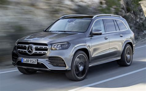 Mercedes Gls Class Wallpapers by 2019 Mercedes Gls Class Amg Line Wallpapers And Hd