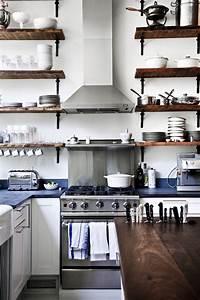 Interior, Envy, Open, Kitchen, Shelves
