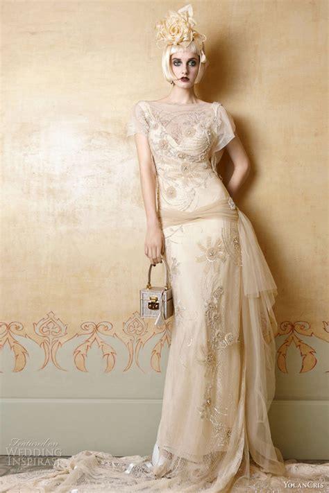 retro vintage wedding dresses jpg 600x900