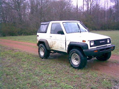 1991 Daihatsu Rocky by Sean08 1991 Daihatsu Rocky Specs Photos Modification