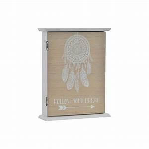 Boite A Cles Murale : boite clefs murale en bois tr s tendance ~ Teatrodelosmanantiales.com Idées de Décoration