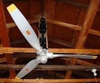 airplane ceiling fan Airplane propeller ceiling fan
