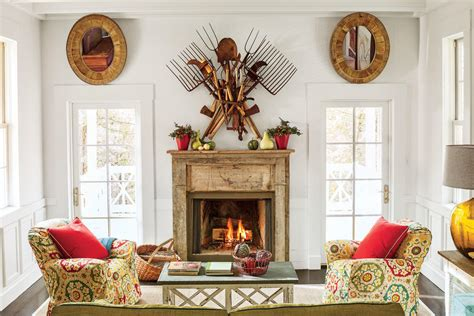 Southern Living Small Living Rooms by Give A Small Room Big Style 106 Living Room Decorating