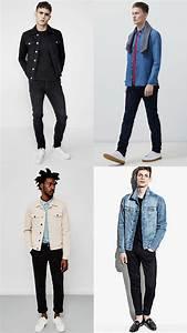 The Biggest Menu0026#39;s Denim Trends For 2018 | FashionBeans